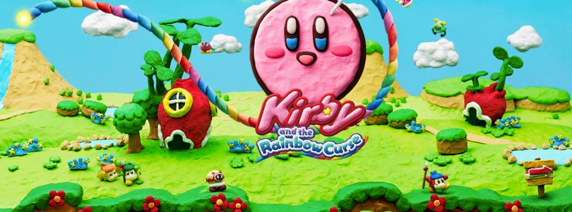 Kirby and the Rainbow Curse: Video Game
